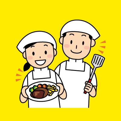 老人ホームでの調理業務  (徳島市)