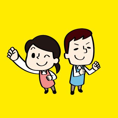 コンビニでの業務  (徳島市)