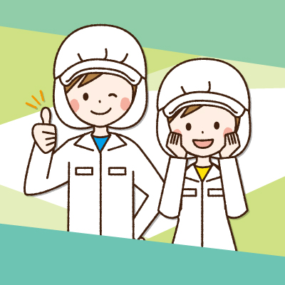給食請負会社での軽作業  (吉野川市)