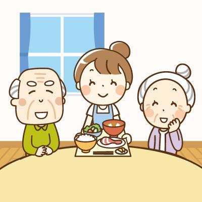 老人ホームでの介護業務(阿南市)