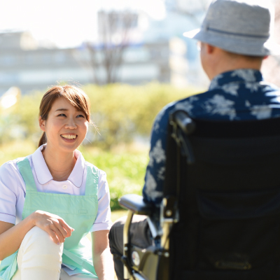 病院での介護業務  (松茂町) ID:4774